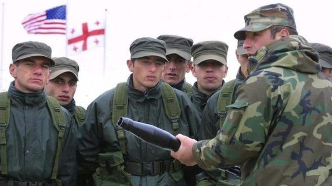 مناورات عسكرية بين الولايات المتحدة وجورجيا