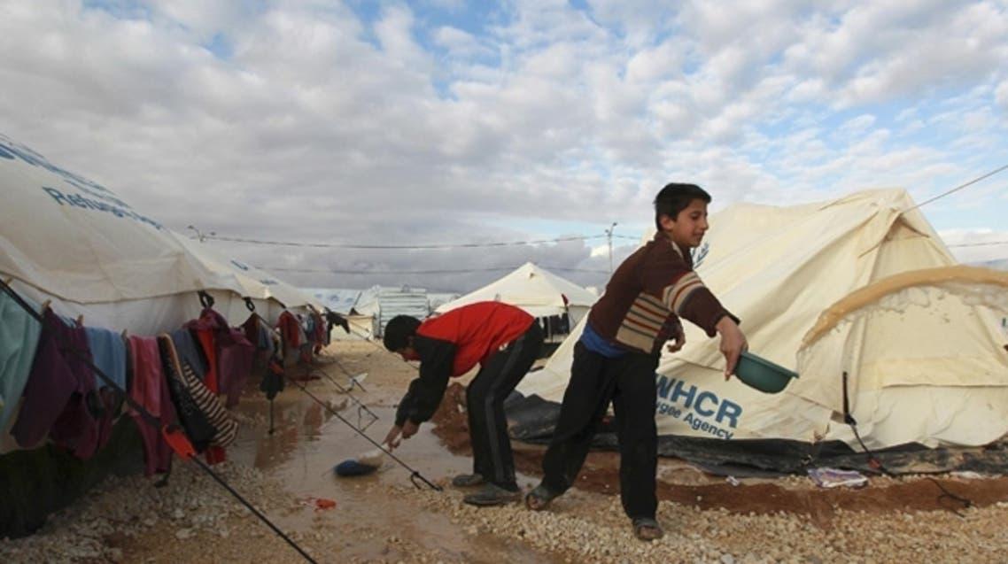 Jordan_syria refugees