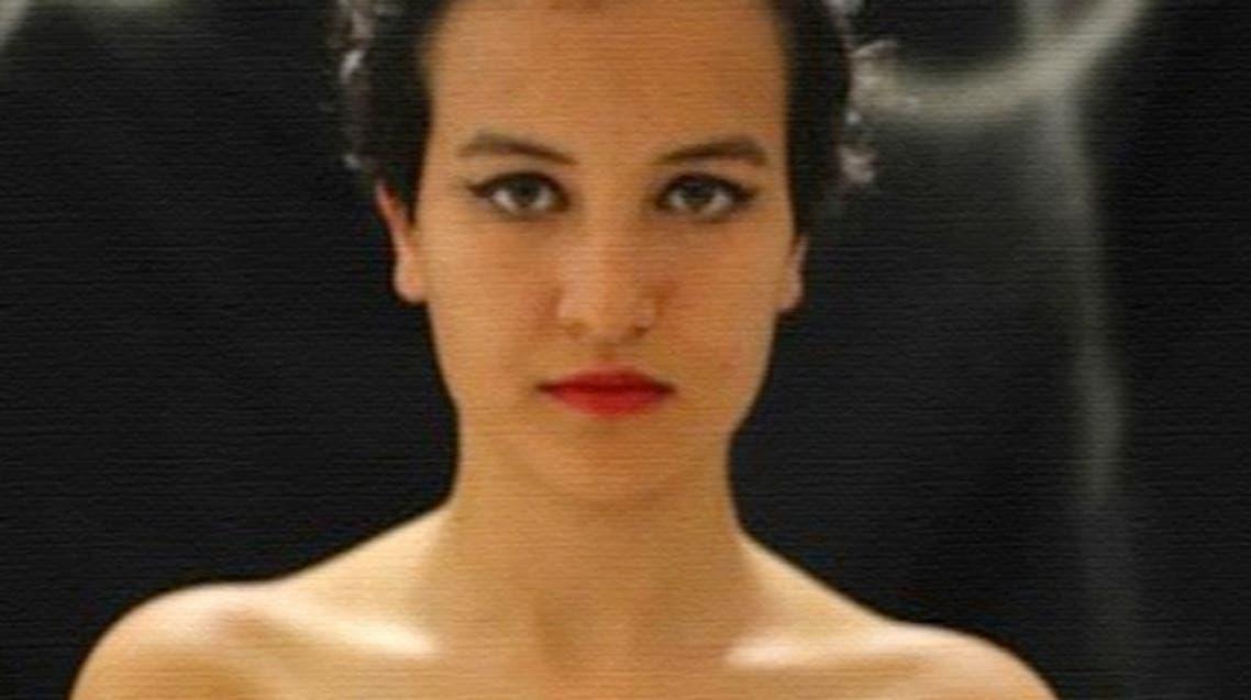 الشابة التونسية أمينة