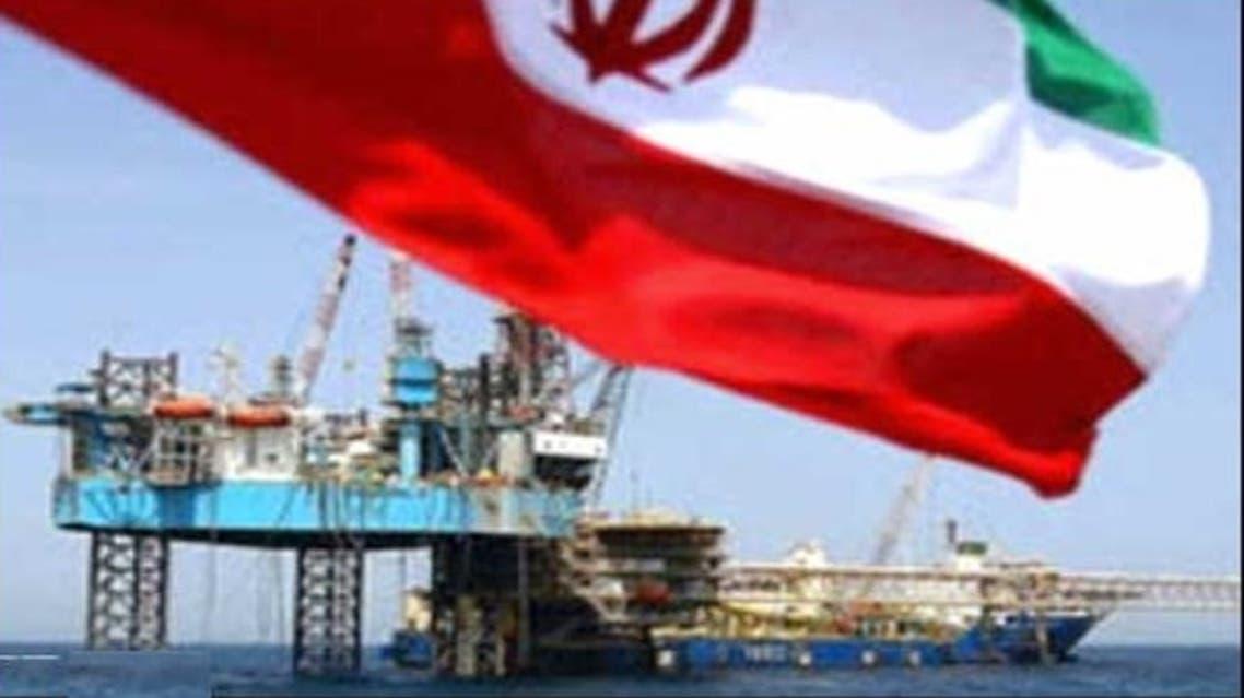 صادرات ايران النفطية الى كوريا انخفضت إلى الربع