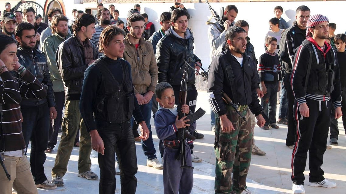 Daraa Reuters
