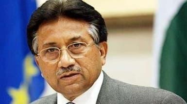 أمر قضائي باعتقال رئيس باكستان السابق برويز مشرف