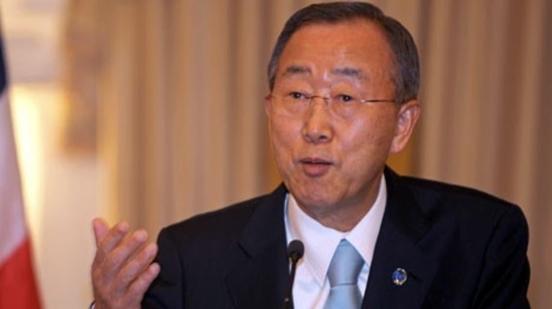 Ban Ki-Moon AFP