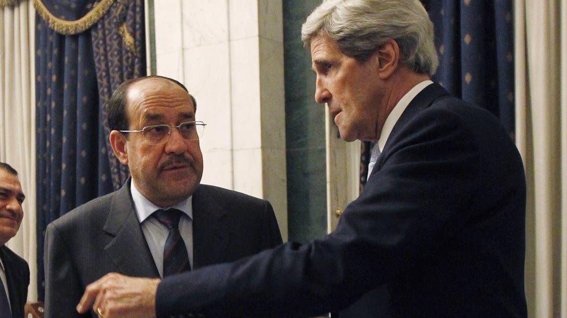 Kerry in Iraq