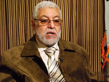 محمود حسين - الأمين العام لجماعة الإخوان