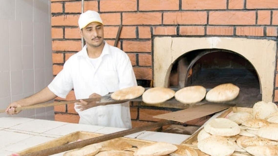 مخبز في السعودية