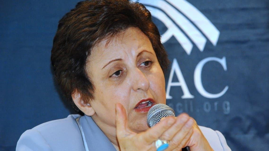شیرین عبادی: ایران به جای لاریجانی نمانیده مودب تری در مجامع حقوق بشری تعیین کند