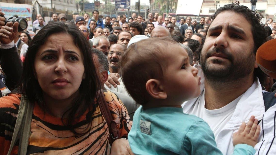 Abdel Fattah Reuters