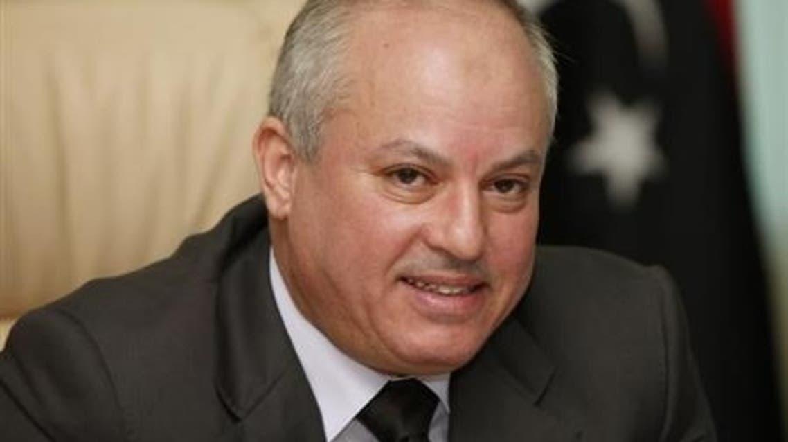 وزير النفط الليبي عبد الباري العروسي