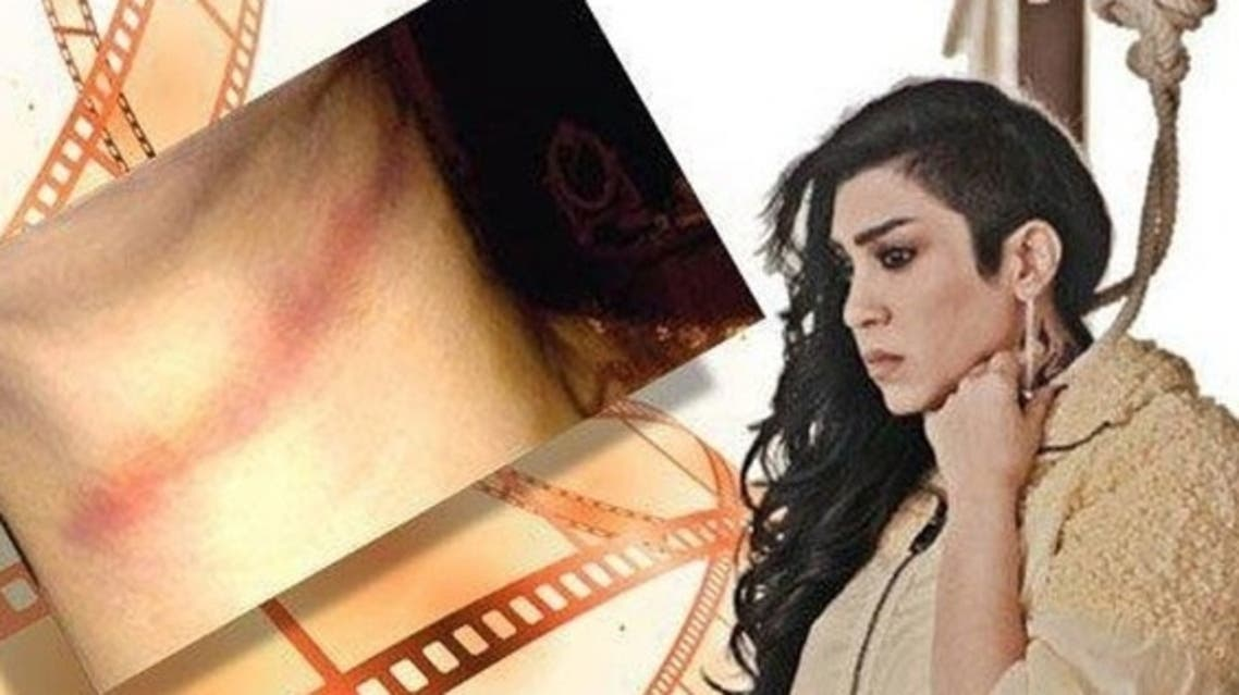Al Bayan newspaper Bahraini actress nearly dies shooting a film