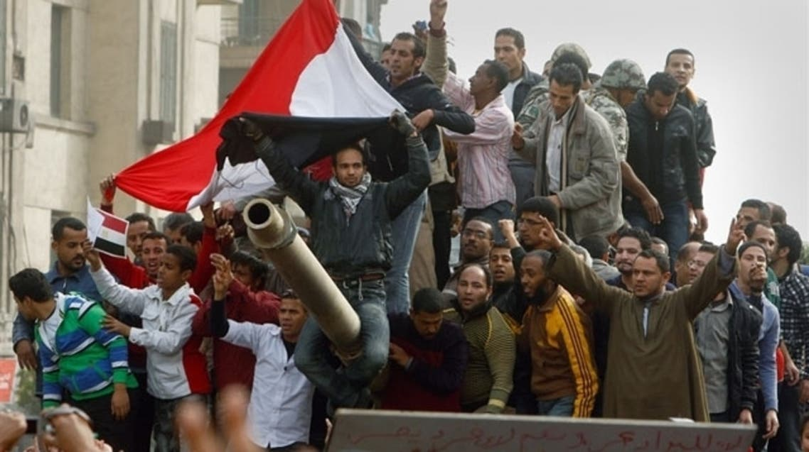 EGYPT Reuters