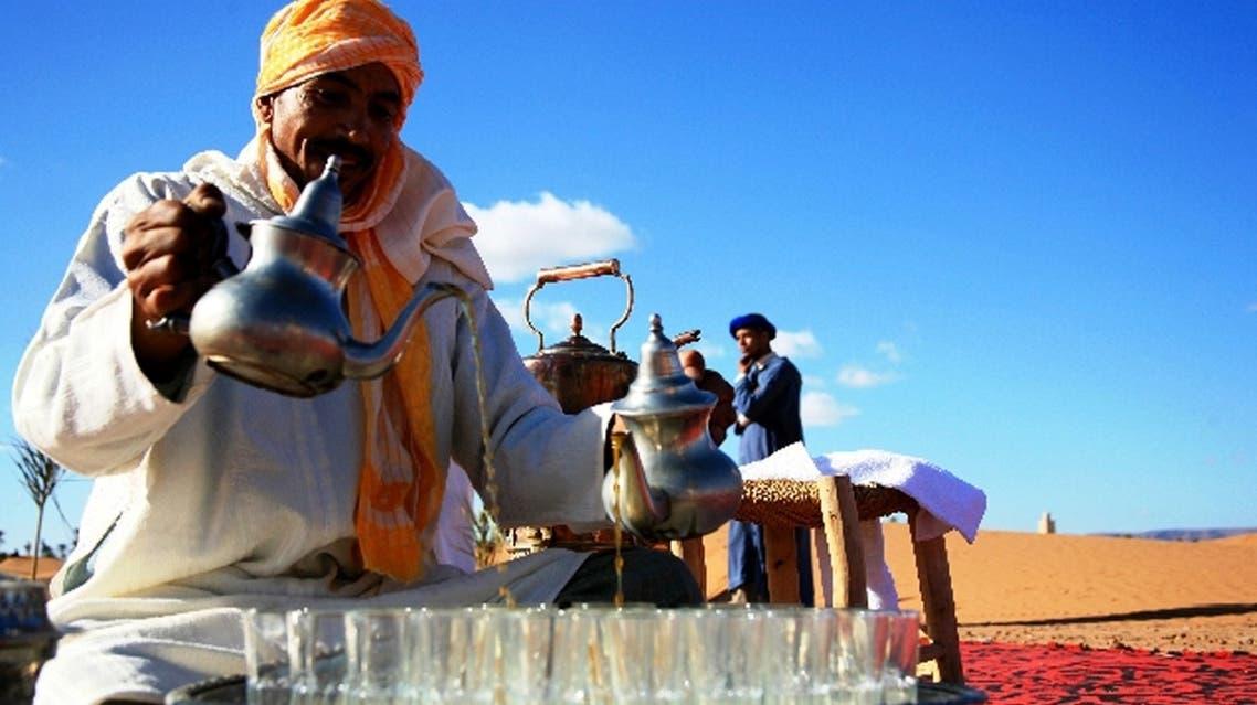 الضيافة المغربية