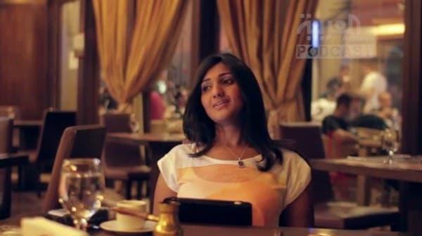 سمية الشيخ في حلقة من توت