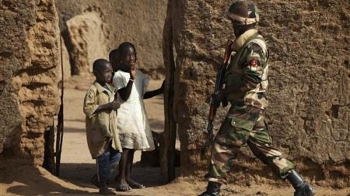 Niger has sent troops to Mali as part of the MISMA West African forces. (Reuters)