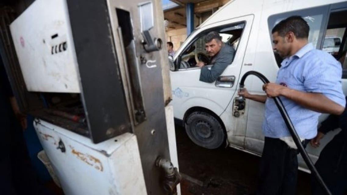 Egypt Oil AFP