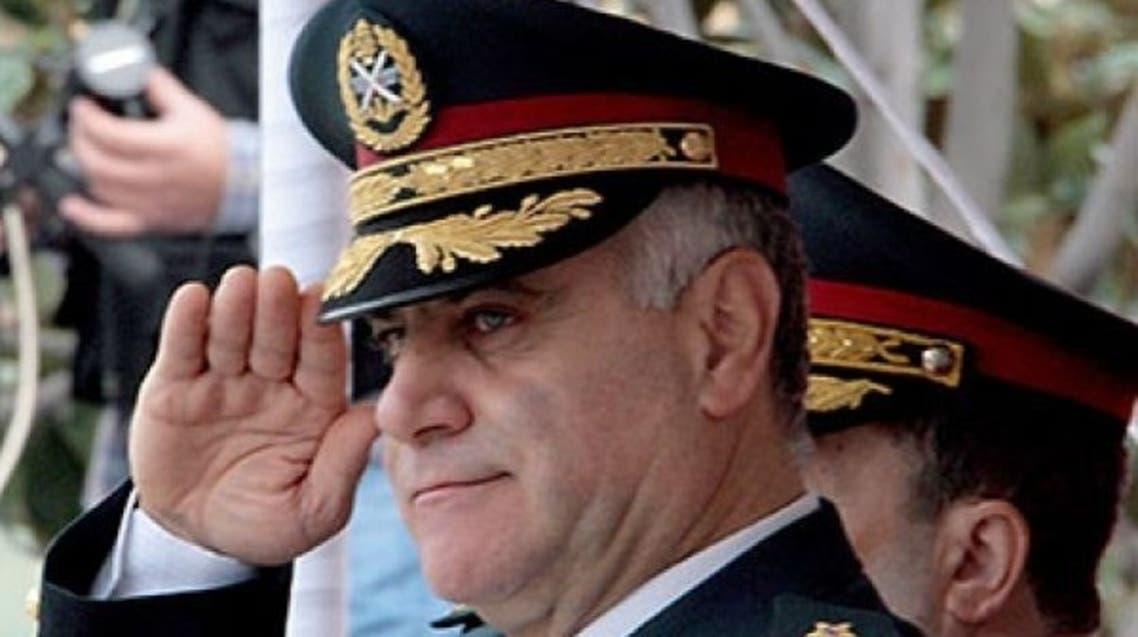 قائد الجيش اللبناني جان قهوجي