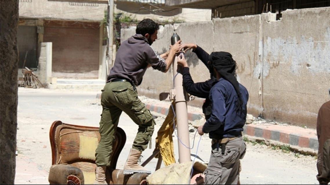 اشتباكات عنيفة في مخيم اليرموك