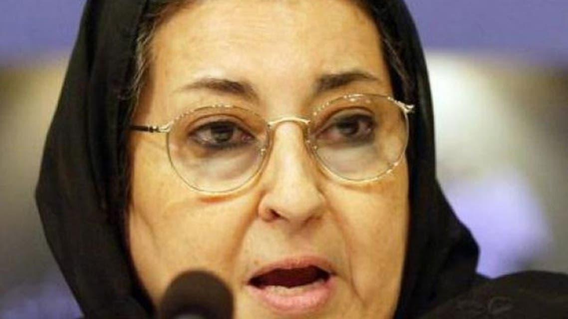 Saudi MP Thourya Obeid