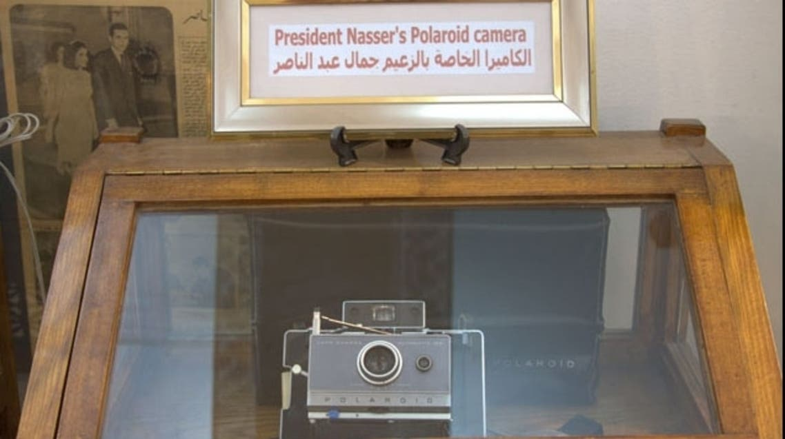 الكاميرا الخاصة في الزعيم جمال عبدالناصر