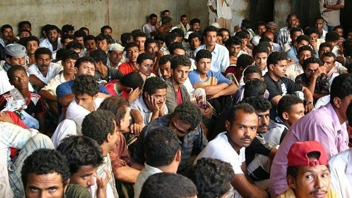 ضبط أكثر من 3721 متسلسل خلال اقل من أسبوع في منطقة عسير