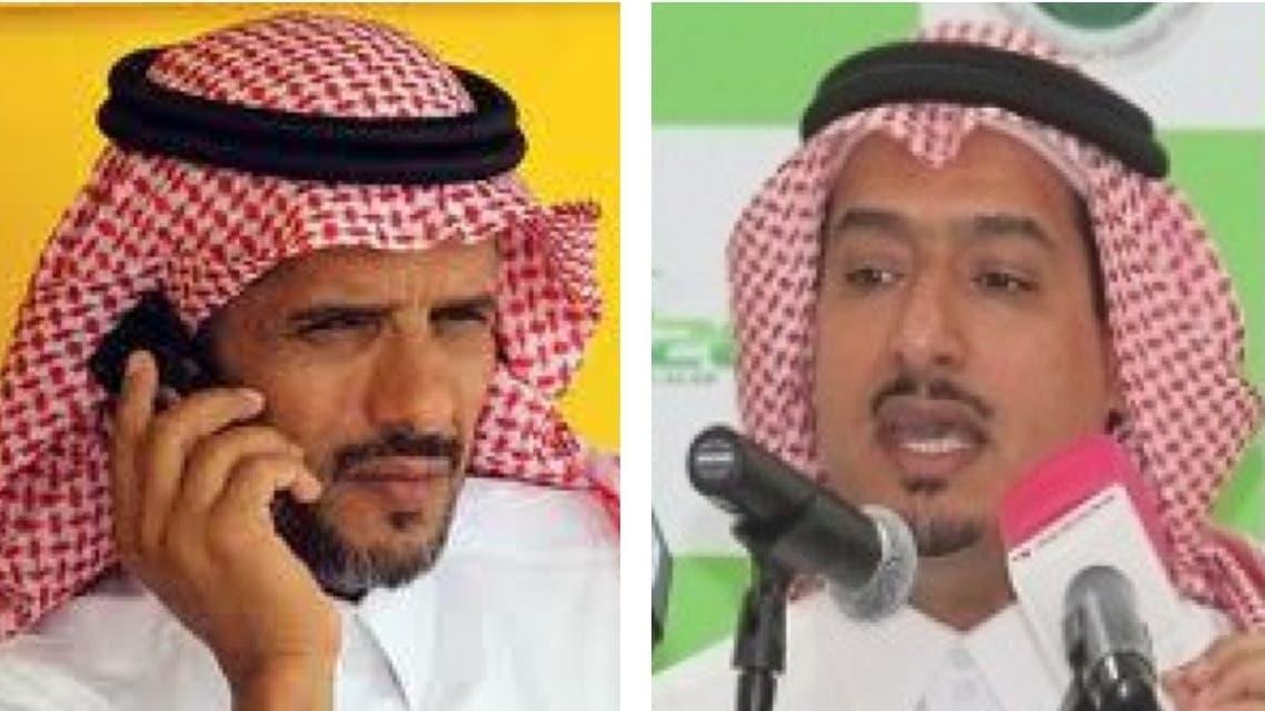 محمد المسحل وسلمان القريني