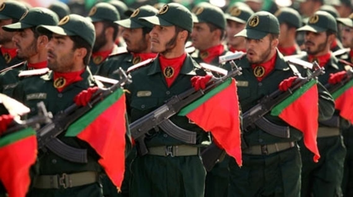 A number of commanders from the Iranian Revolutionary Guards were injured in Thursday's incident when the Free Syrian Army (FSA) destroyed a plane allegedly carrying arms from the Islamic republic. (Reuters)