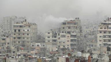 طيران الأسد يقصف مسجدين مخلفاً عشرات القتلى والجرحى
