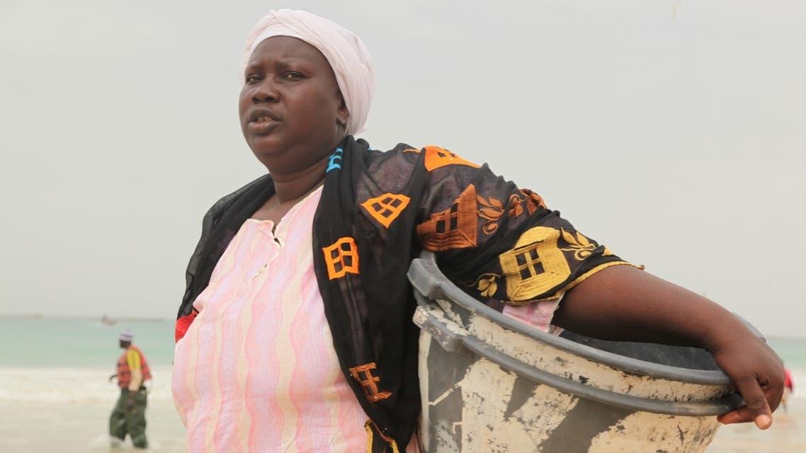 خادمة في موريتانيا