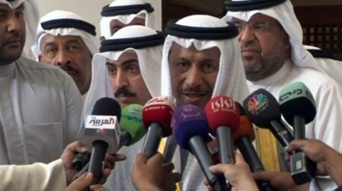 رئيس الوزراء الكويتي جابر المبارك