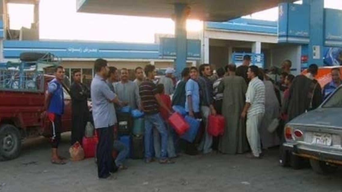 أزمة السولار في مصر