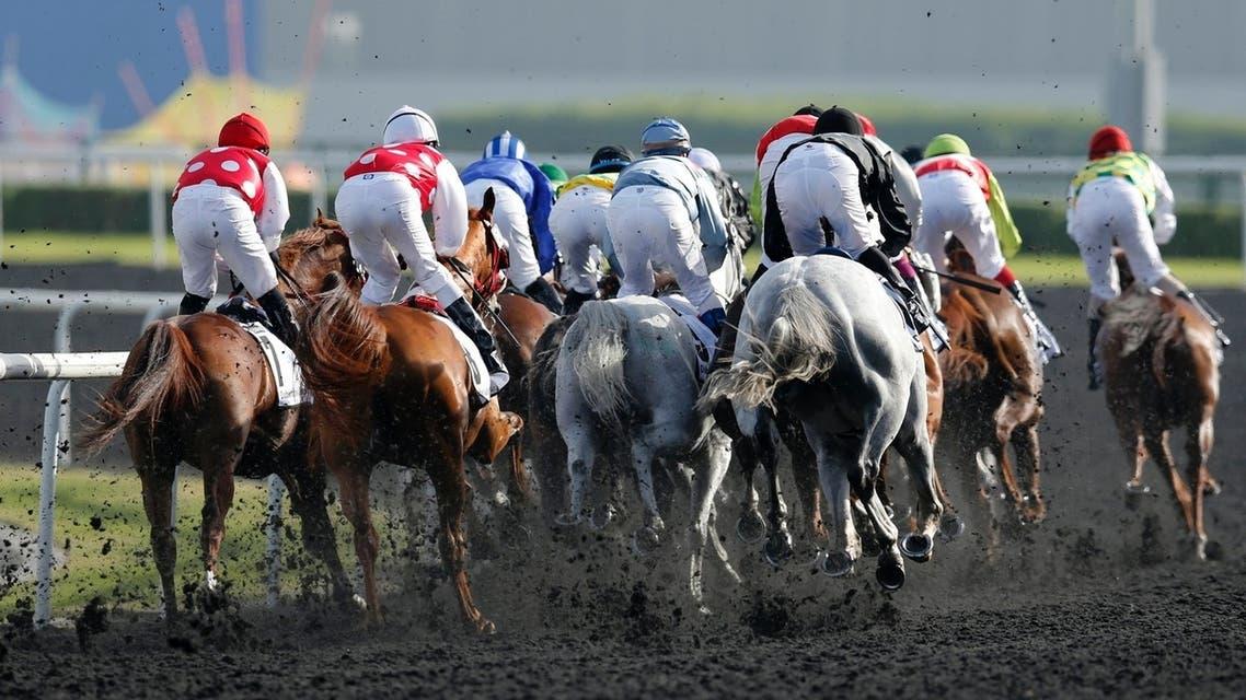 Dubai horse races REUTERS