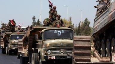"""النظام السوري يؤكد الدفاع عن العاصمة حتى """"الرمق الأخير"""""""