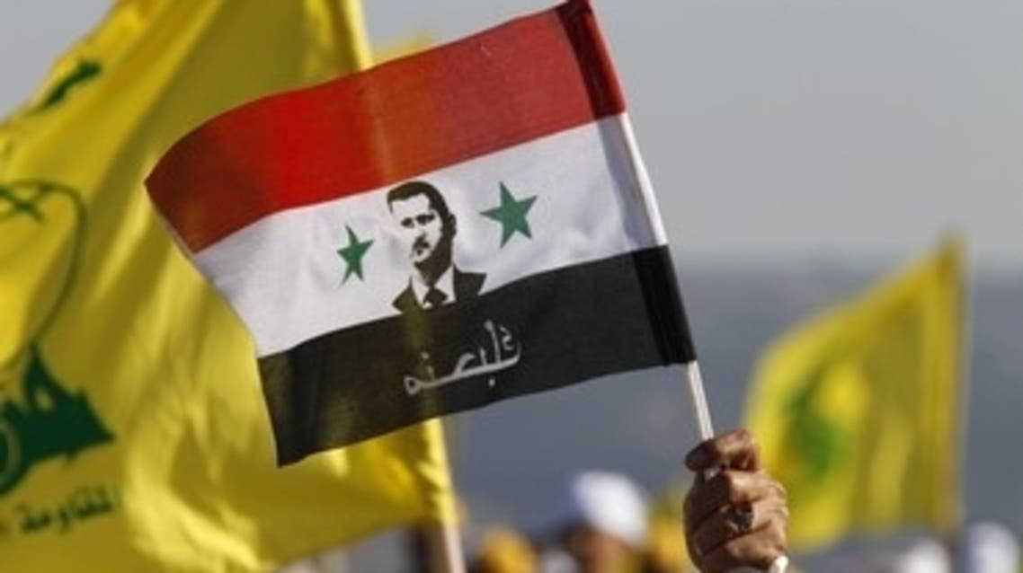 hezbollah syria reuters