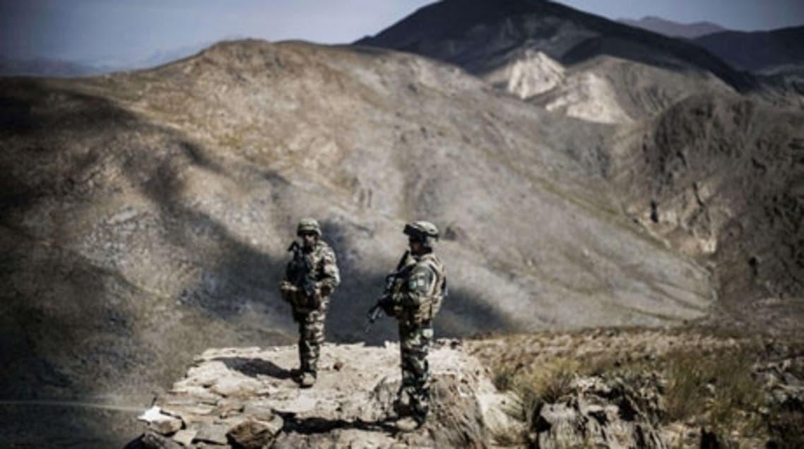 wardak afghanistan AFP