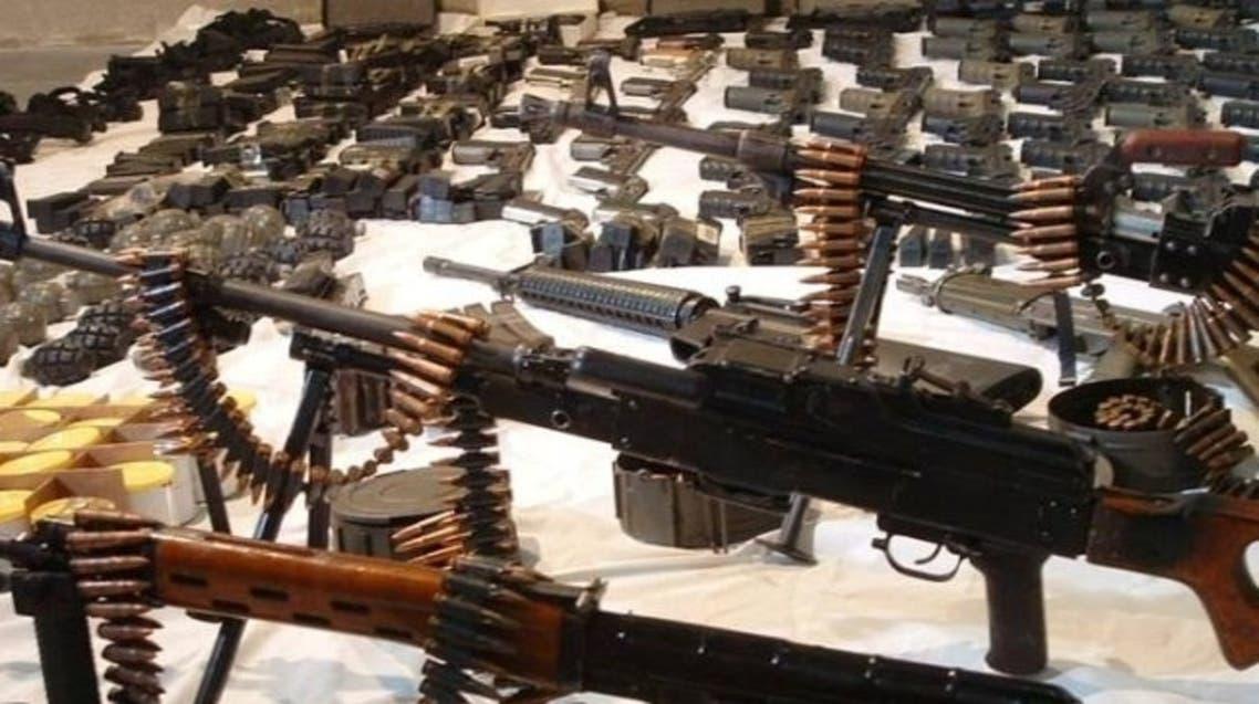 اسلحة النظام السوري