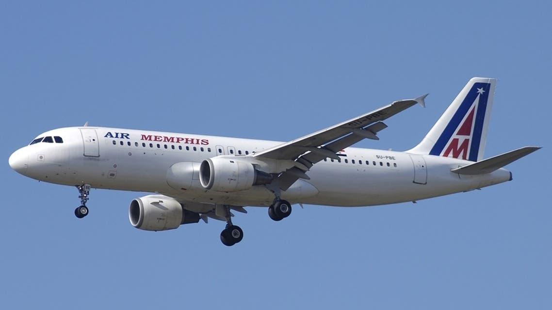 أول رحلة من مصر تهبط في مطار طهران