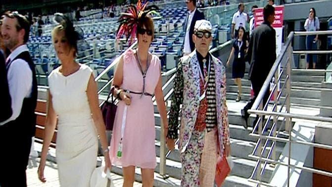 Dubai world cup races, hats, fashion, Al arabiya