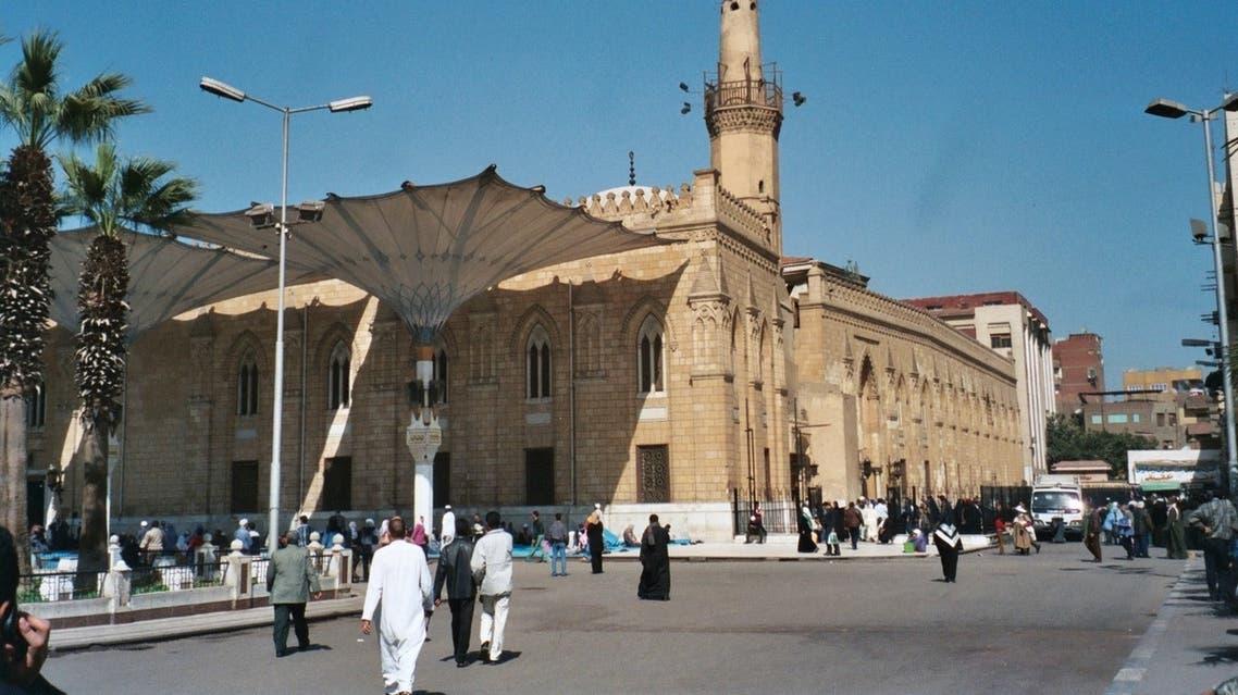 مسجد الحسين في مصر