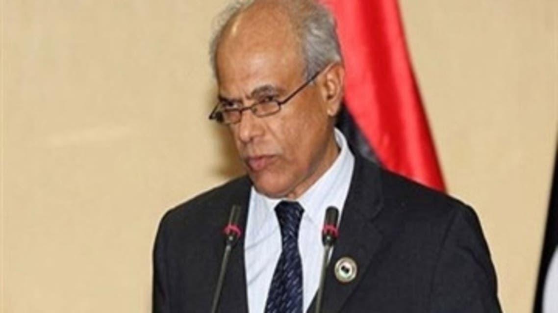 وزير العدل الليبي
