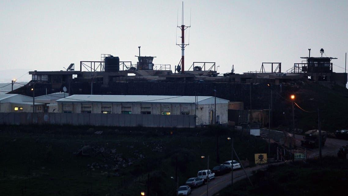 Golan (AFP)