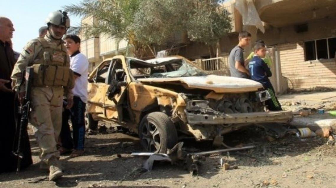 سبعة قتلى في هجوم انتحاري ضد مقر شرطة مدينة تكريت