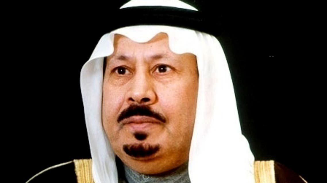 الأمير بدر بن عبدالعزيز آل سعود