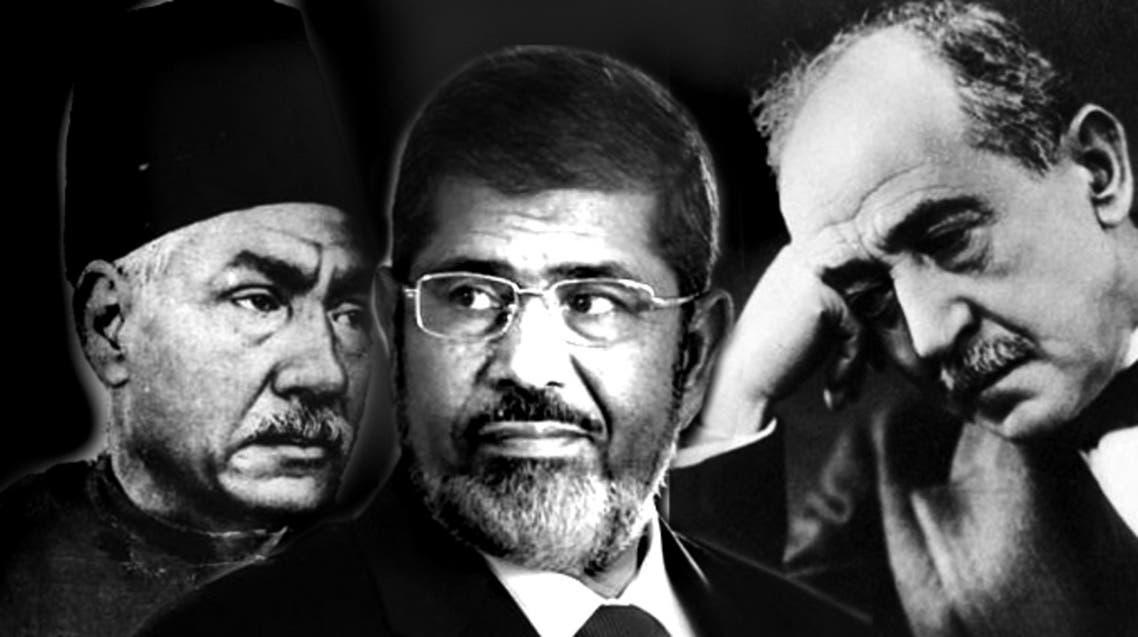 الرئيس مرسي بين شوقي وحافظ إبراهيم