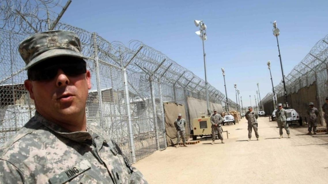 The 10th anniversary of the U.S-led war on Iraq prompted a number of former servicemen to describe human rights abuses witnessed at Camp Nama. (AFP)
