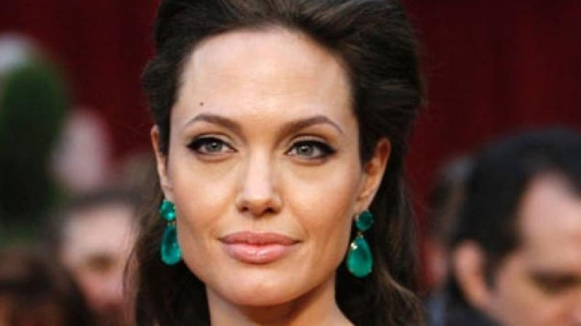 Angelina Jolie Reuters