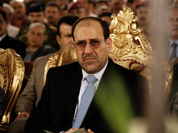المالكي يخوض انتخابات العراق بلا منافس محدد