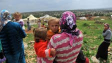 Syria's Afrin cut off from water as civilians 'exit through special corridor'