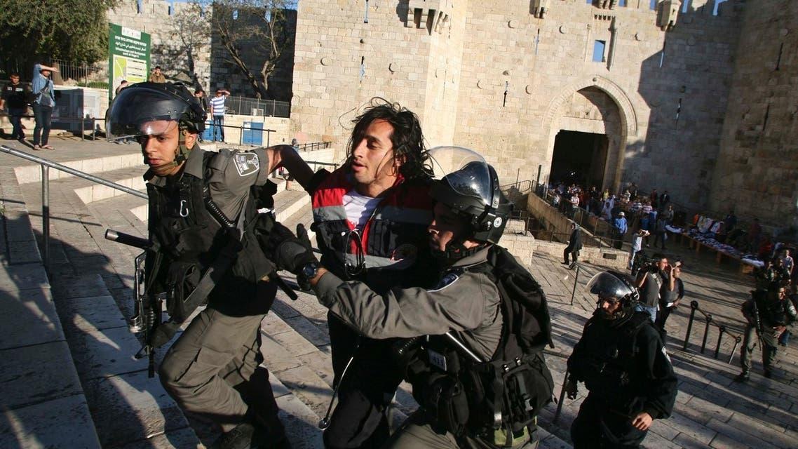 Israeli Police Reuters