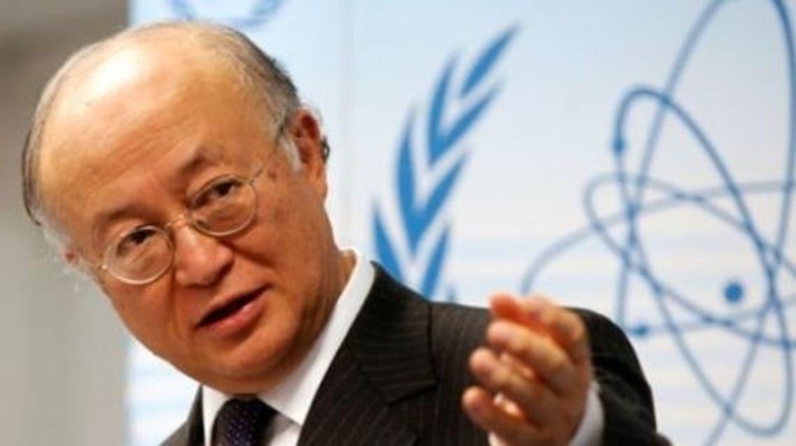 يوكيو أمانو مدير عام الوكالة الدولية للطاقة الذرية