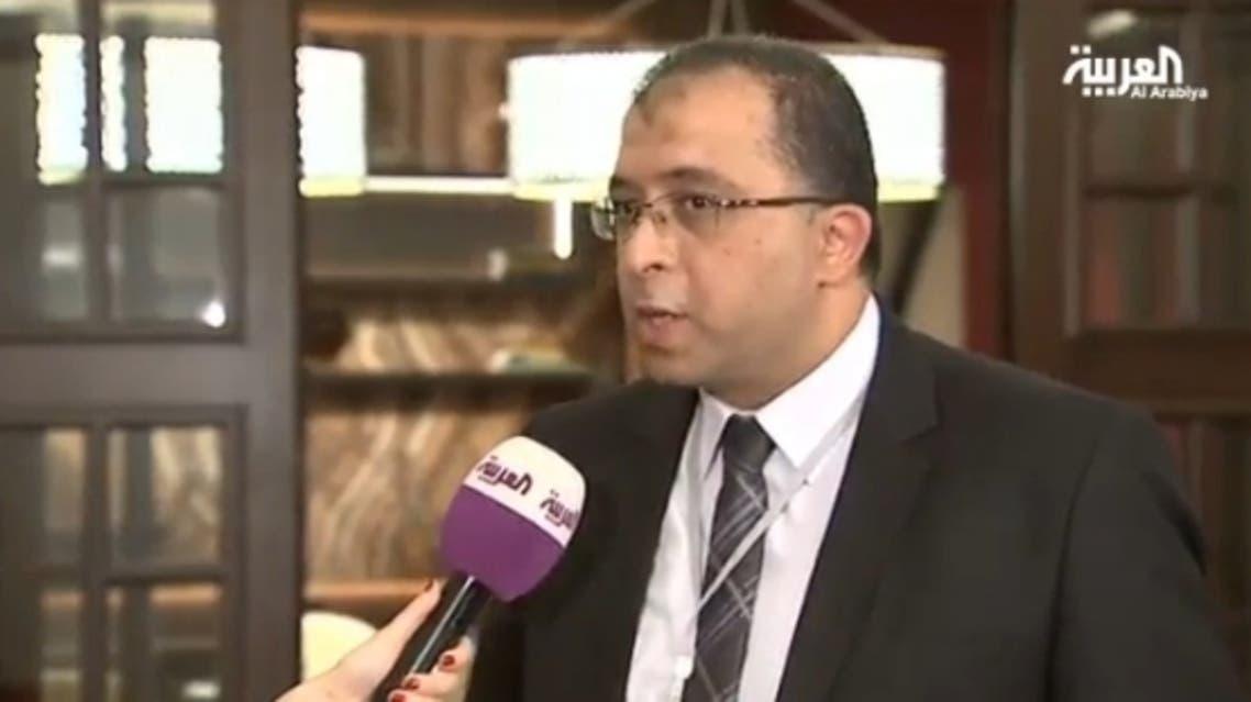 Egypt's Planning Minister Ashraf El Araby